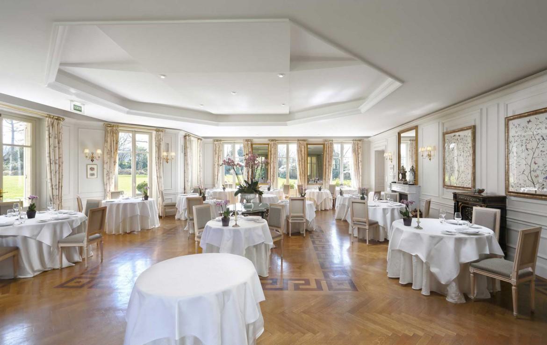 Golf-Expedition-Golf-Reizen-Frankrijk-Regio-Normandië-Chateau-La-Cheneviere-restaurant