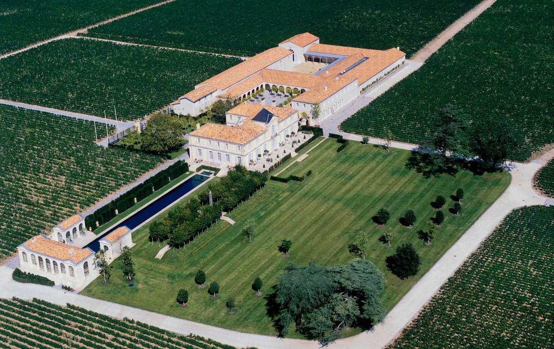 Golf-Expedition-Golf-reizen-Frankrijk-Regio-Aquitaine-Chateau-Du-Tertre-overview