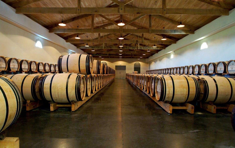 Golf-Expedition-Golf-reizen-Frankrijk-Regio-Aquitaine-Chateau-Du-Tertre-wine-basement