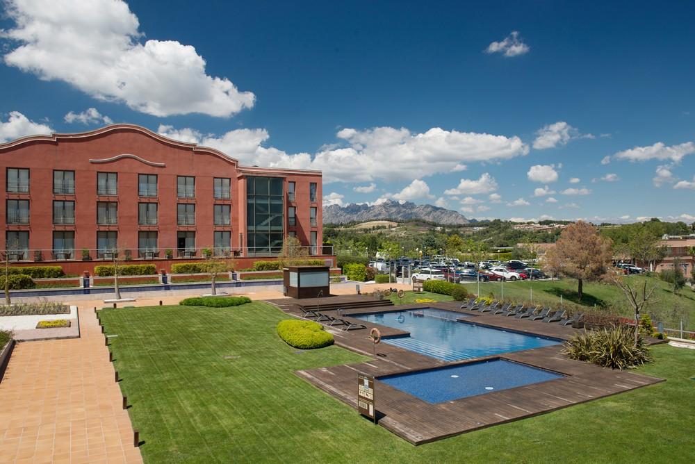 Golf-Expedition-Golf-reizen-Spanje-Regio-Barcelona-Hotel-Barcelona-Golf-garden-view-2