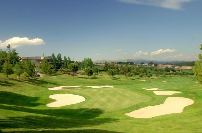 Golf-Expedition-Golf-reizen-Spanje-Regio-Barcelona-Hotel-Barcelona-Golf-hole-2