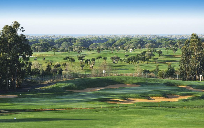 Golf-Expedition-Golf-reizen-Spanje-Regio-Barcelona-Precise-Golf-Resort-El-Rompido-Golf-course-hole-1