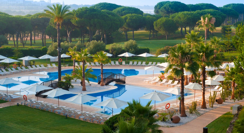 Golf-Expedition-Golf-reizen-Spanje-Regio-Barcelona-Precise-Golf-Resort-El-Rompido-pool