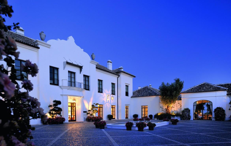 Golf-Expedition-Golf-reizen-Spanje-Regio-Malaga-Finca-Cortesin-Hotel-Golf-&-Spa-entrance