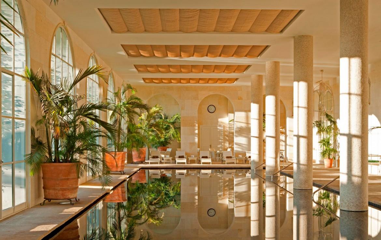 Golf-Expedition-Golf-reizen-Spanje-Regio-Malaga-Finca-Cortesin-Hotel-Golf-&-Spa-indoor-pool