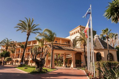 Golf-Expedition-Golf-reizen-Spanje-Regio-Malaga-Hotel-Guadalmina-Spa-&-Golf-Resort-entrance
