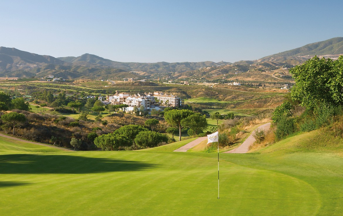 Golf-Expedition-Golf-reizen-Spanje-Regio-Malaga-La-Cala-Resort-golf-course-hole-2