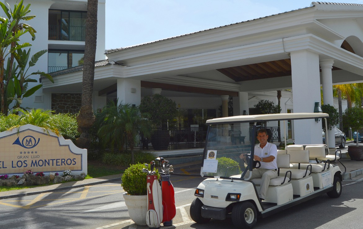 Golf-Expedition-Golf-reizen-Spanje-Regio-Malaga-Los-Monteros-Spa-&-Golf-Resort-Front-entrance
