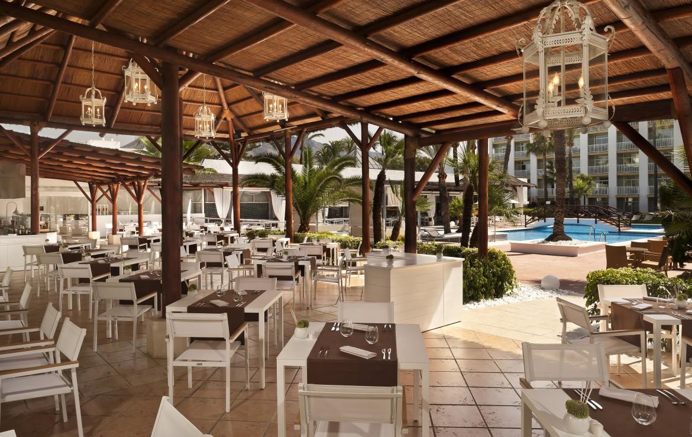 Golf-Expedition-Golf-reizen-Spanje-Regio-Malaga-Melia-Marbella-banus-La-Hiedra-Restaurante