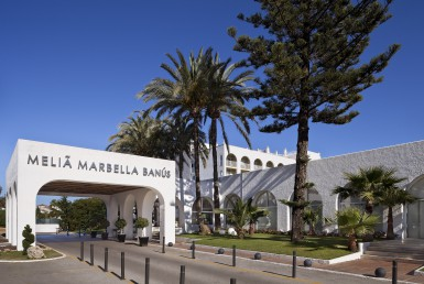 Golf-Expedition-Golf-reizen-Spanje-Regio-Malaga-Melia-Marbella-banus-entrance