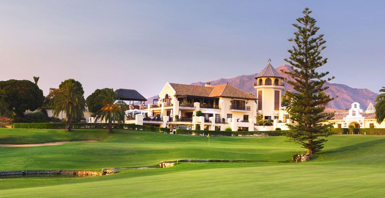 Golf-Expedition-Golf-reizen-Spanje-Regio-Malaga-Melia-Marbella-banus-golf-course-and-resort-view
