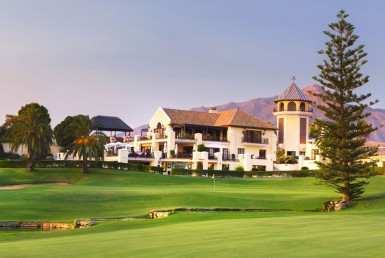 Golf-Expedition-Golf-reizen-Spanje-Regio-Malaga-Melia-Marbella-banus-golf-course-and-resort-view