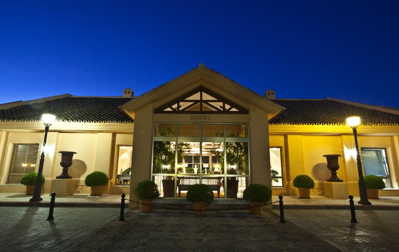 Golf-Expedition-Golf-reizen-Spanje-Regio-Malaga-Rio-Real-Golf-&-Hotel-Front-entrance