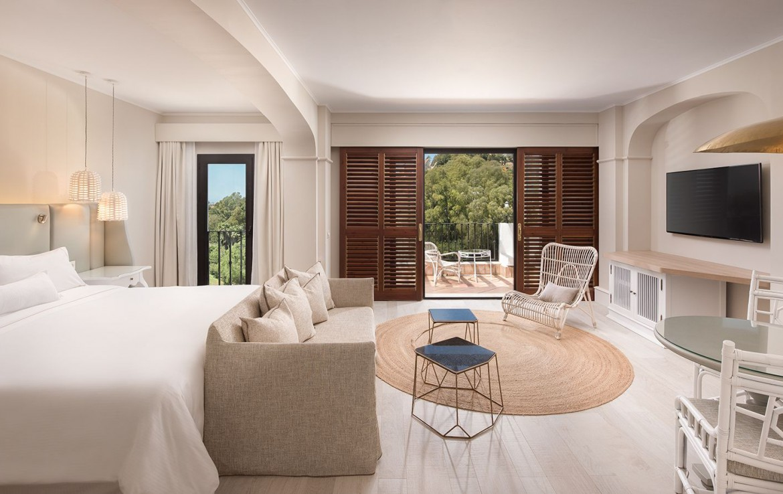 Golf-Expedition-Golf-reizen-Spanje-Regio-Malaga-The-Westin-La-Quinta-Golf-Resort-&-Spa-bedroom
