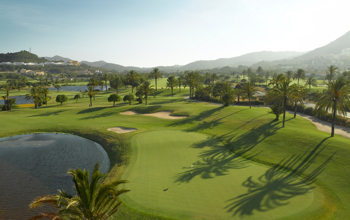 Golf-Expedition-Golf-reizen-Spanje-Regio-Valencia-Hotel-La-Manga-Club-hole-2