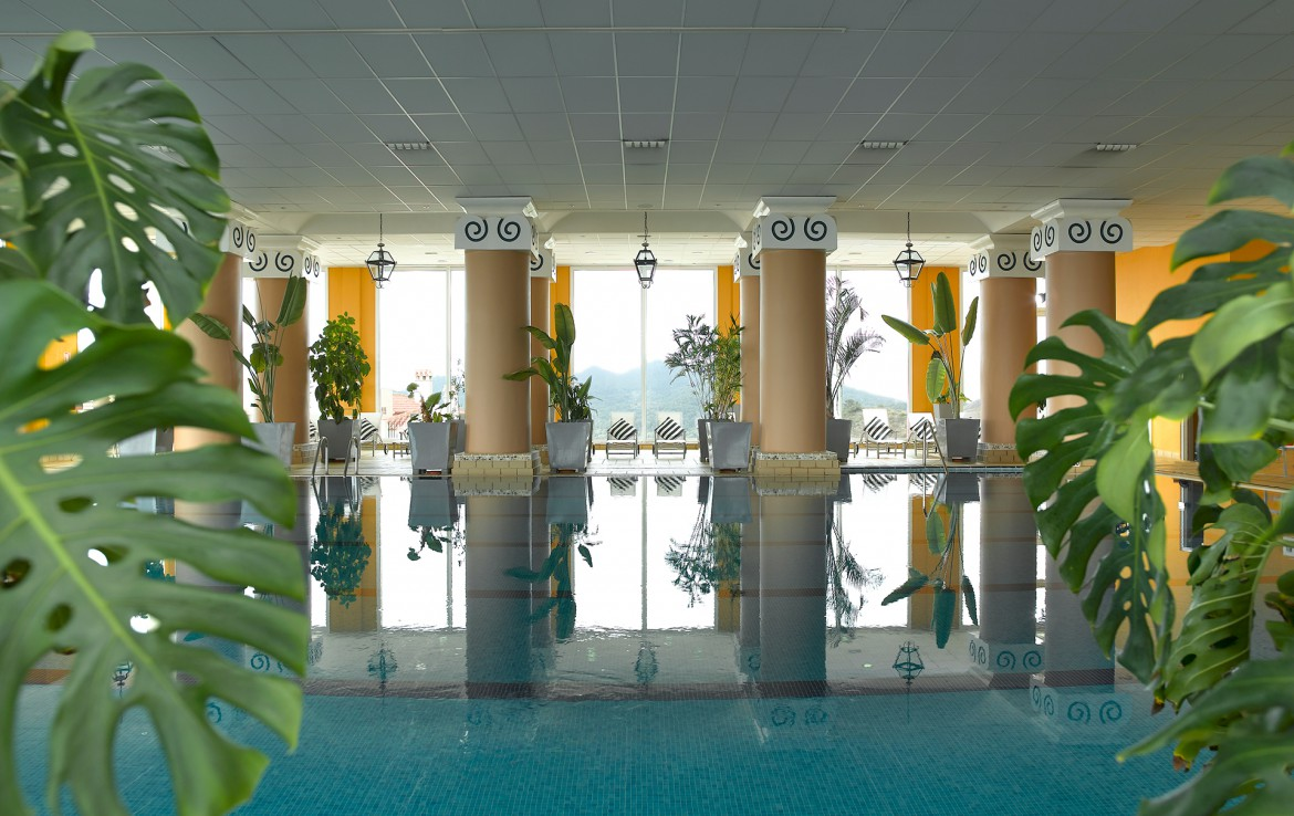 Golf-Expedition-Golf-reizen-Spanje-Regio-Valencia-Hotel-La-Manga-Club-indoor-pool