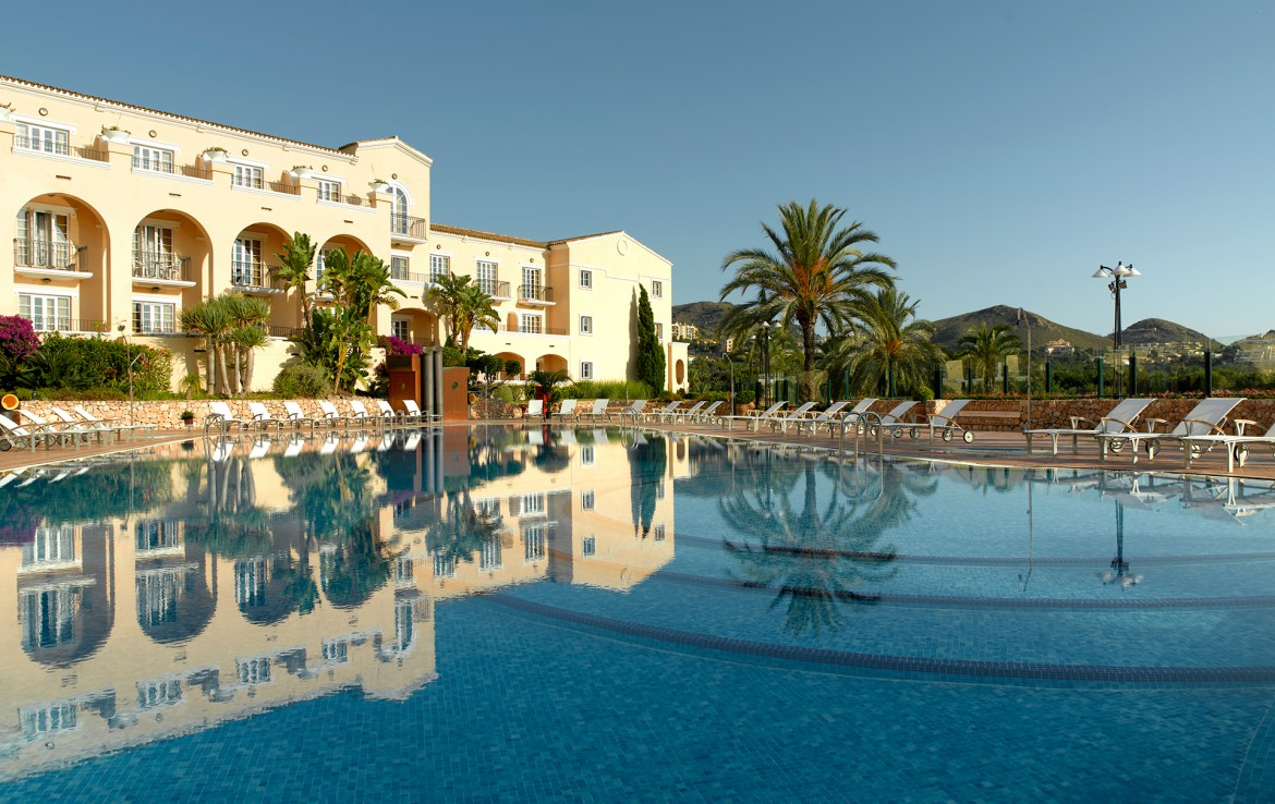 Golf-Expedition-Golf-reizen-Spanje-Regio-Valencia-Hotel-La-Manga-Club-pool