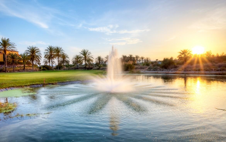 Golf-Expedition-Golf-reizen-Spanje-Regio-Valencia-Valle-Del-este-Golf-resort-fountain-golf-course