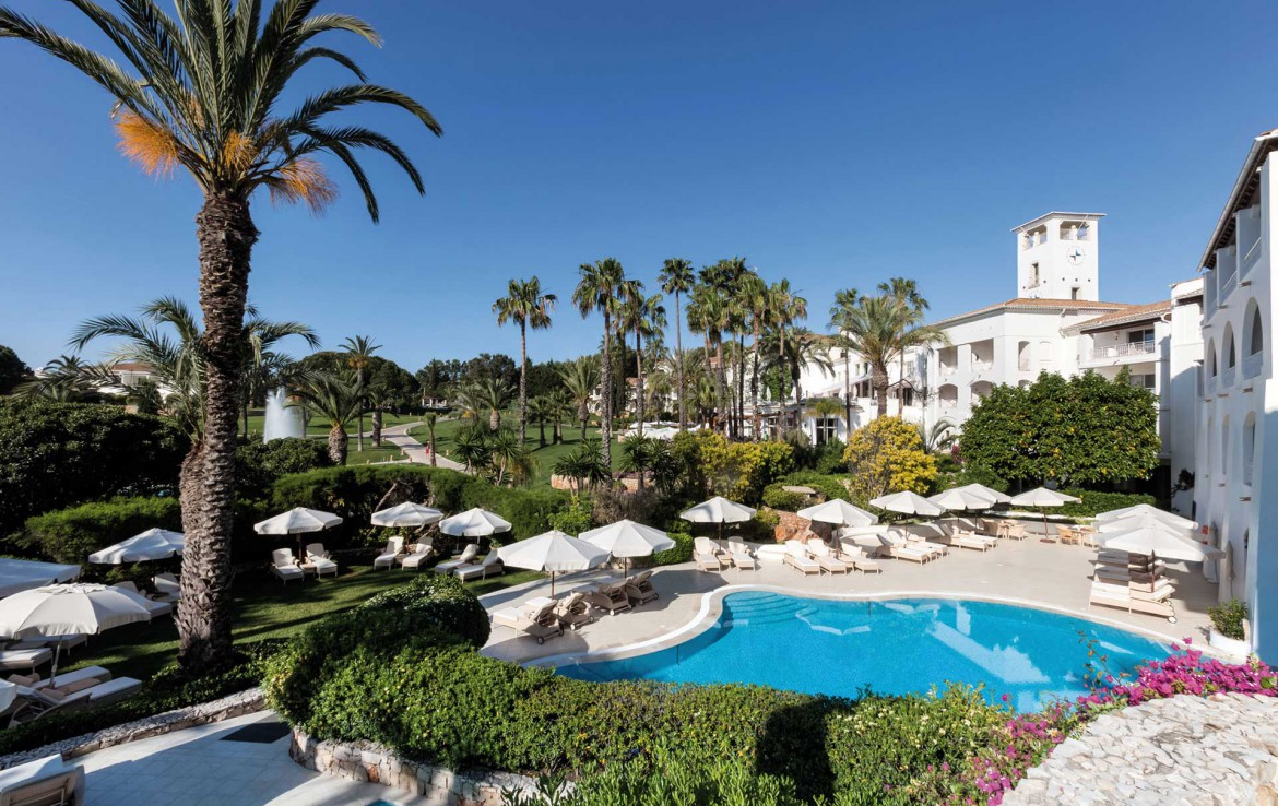 Golf-Expedition-Golf-reizen-portugal-Regio-Algarve-Vita-Vila-Parc-main-building-health-club-pool