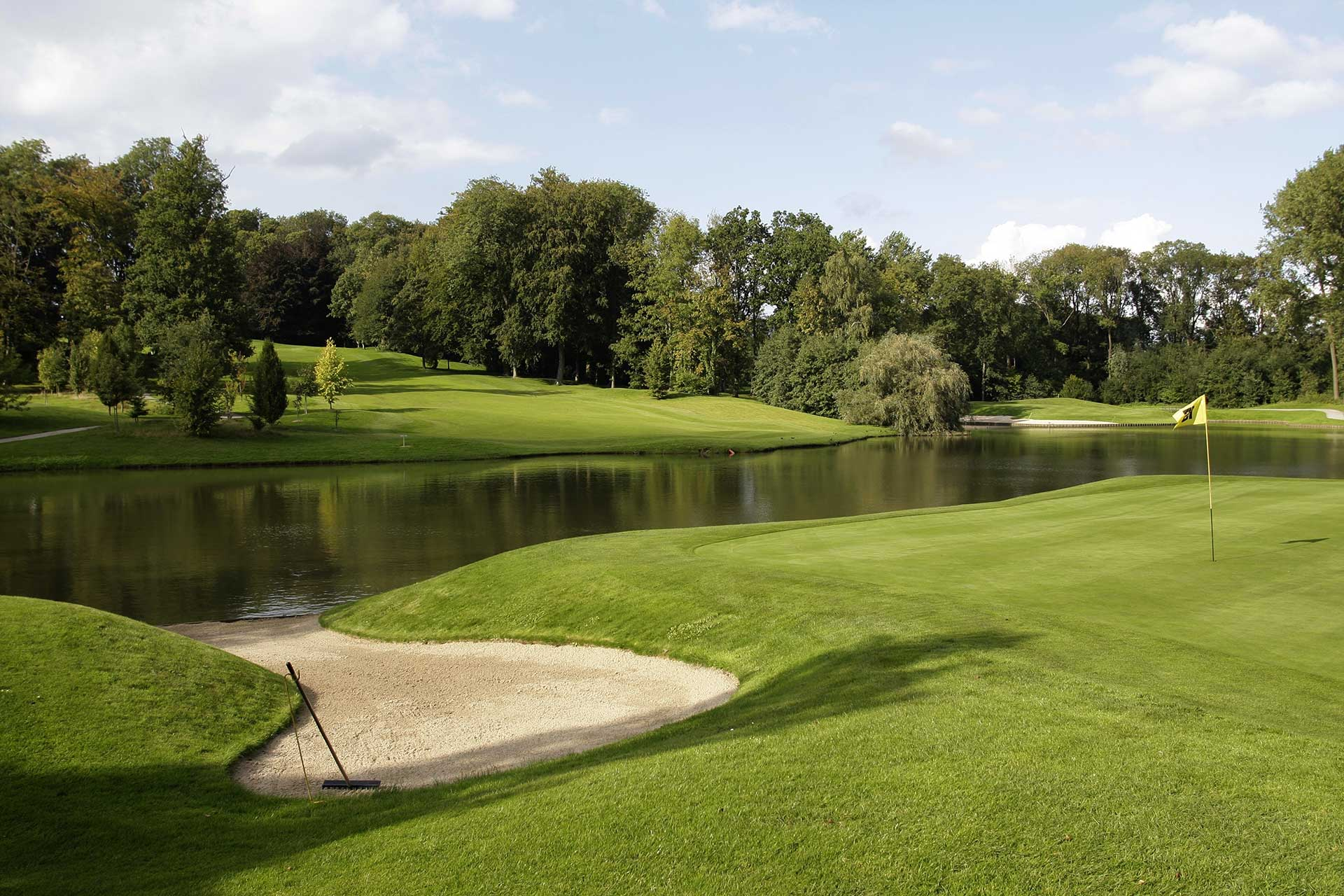 Golf-Expedition-Golfreizen-België-brussel-Martins-Grand-Hotel-Waterloo-Golfbaan