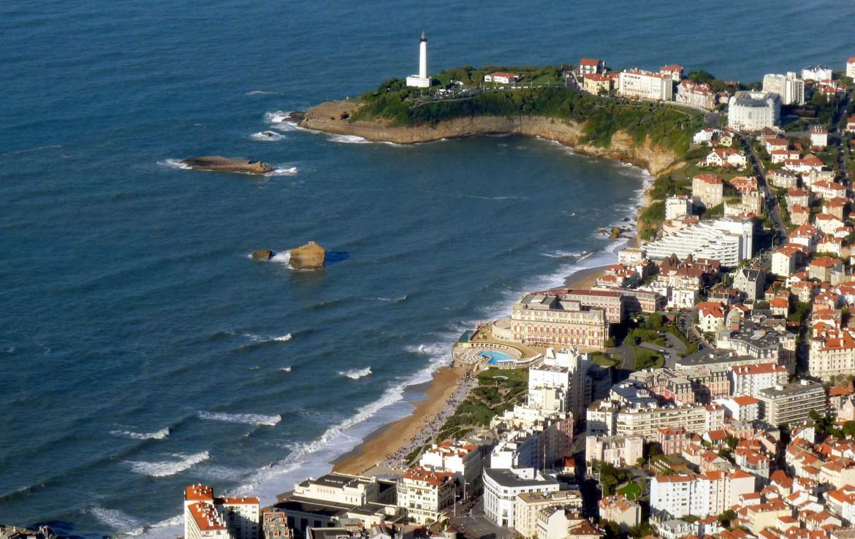 Golf-Reizen-Golf-Expedition-Frankrijk-Regio-Aquitaine-Hotel-du-Palais-coast