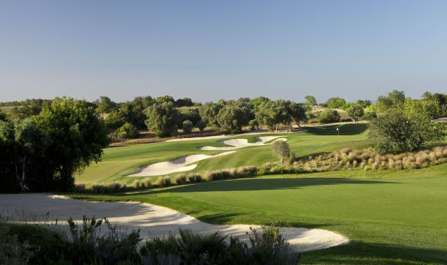 Golf-expedition-golfreizen-golfresort-Amendoeira-Golfbaan-hole-3