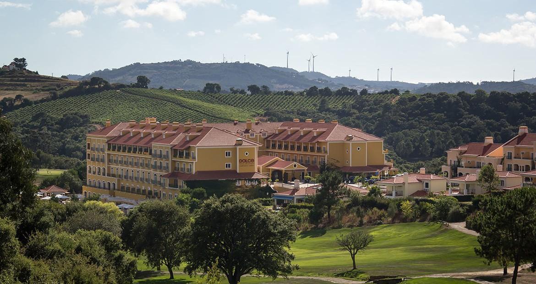 Golf-expedition-golfreizen-golfresort-Dolce-CampoReal-Lisboa-resort-overview