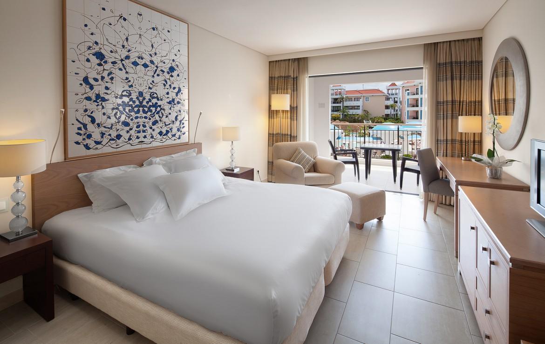 Golf-expedition-golfreizen-golfresort-Hilton-Vilamoura-As-Casatas-Golf-Resort-&-Spa-appartement-bedroom-3