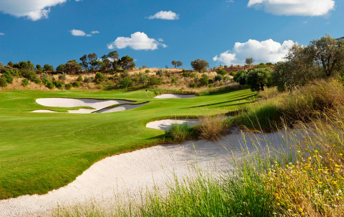 Golf-expedition-golfreizen-golfresort-Monte-Rel-Golf-And-Country-Club-golfbaan-hole-2