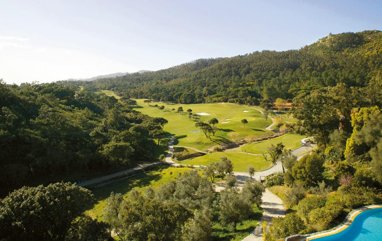 Golf-expedition-golfreizen-golfresort-Penha-Longa-Resort-golfbaan-hole-1
