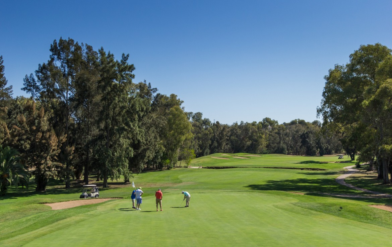 Golf-expedition-golfreizen-golfresort-Penina-hotel-&-Golf-Resort-golfbaan-hole-1-close-up