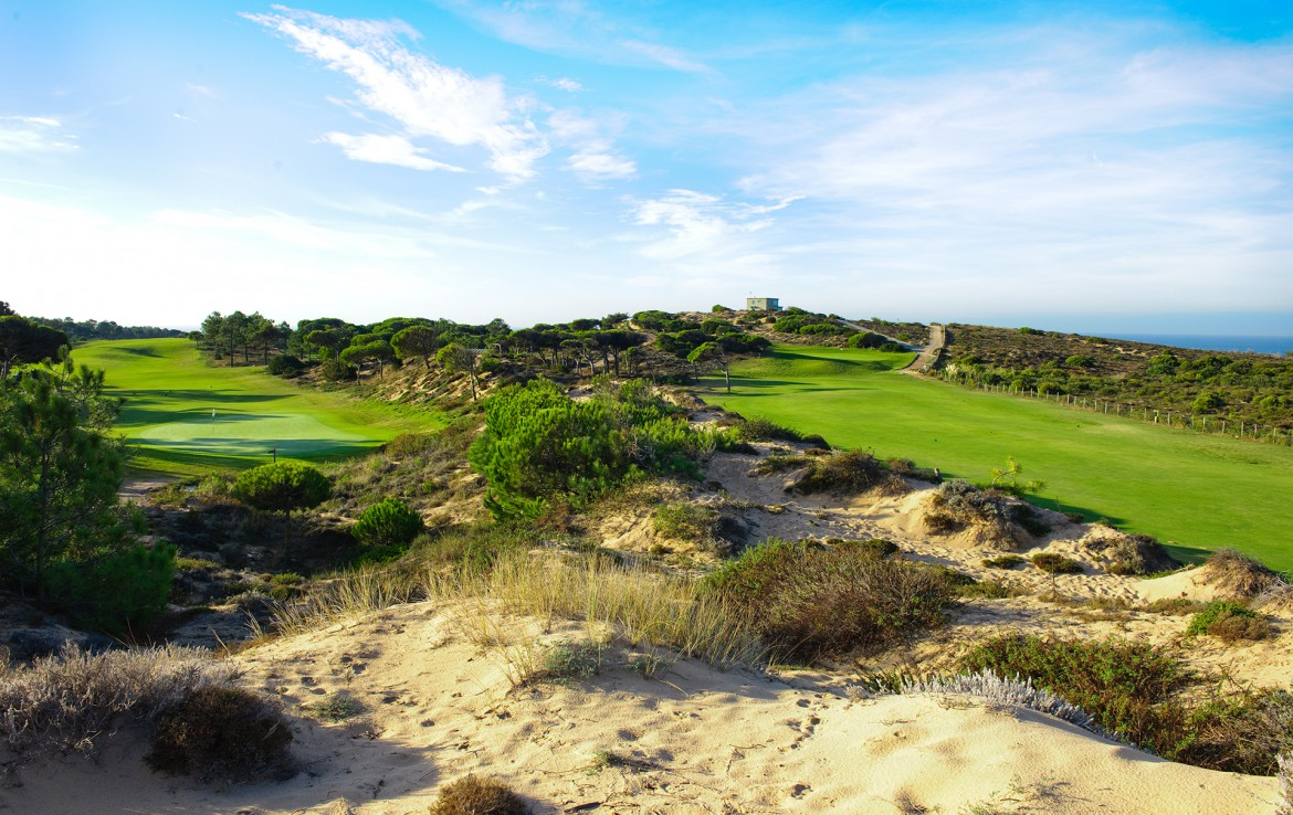 Golf-expedition-golfreizen-golfresort-Royal-The-Oitavos-Hotel-golf-course-hole-4-and-5