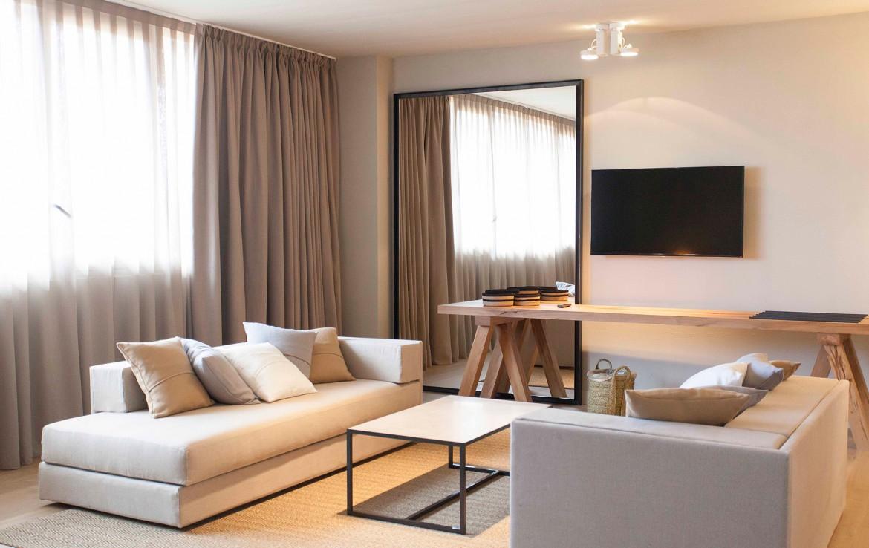 Golf-expedition-golfreizen-golfresort-Spanje-Regio-Ginora-hotel-peralada-wine-spa-and-golf-appartement-livingroom