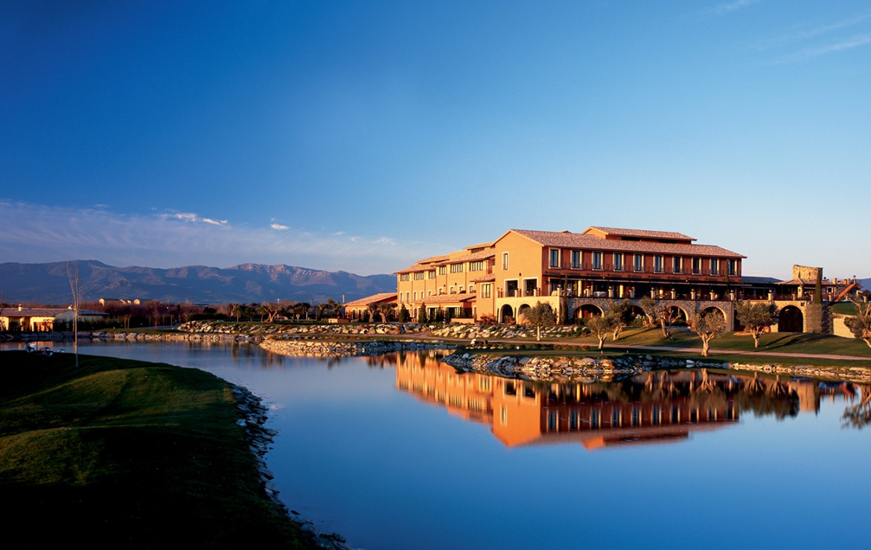 Golf-expedition-golfreizen-golfresort-Spanje-Regio-Ginora-hotel-peralada-wine-spa-and-golf-hotel-overview
