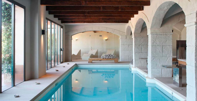 Golf-expedition-golfreizen-golfresort-Spanje-Regio-Ginora-hotel-peralada-wine-spa-and-golf-indoor-pool