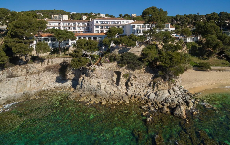 Golf-expedition-golfreizen-golfresort-Spanje-Regio-Ginora-silken-park-hotel-san-jorge-resort-view