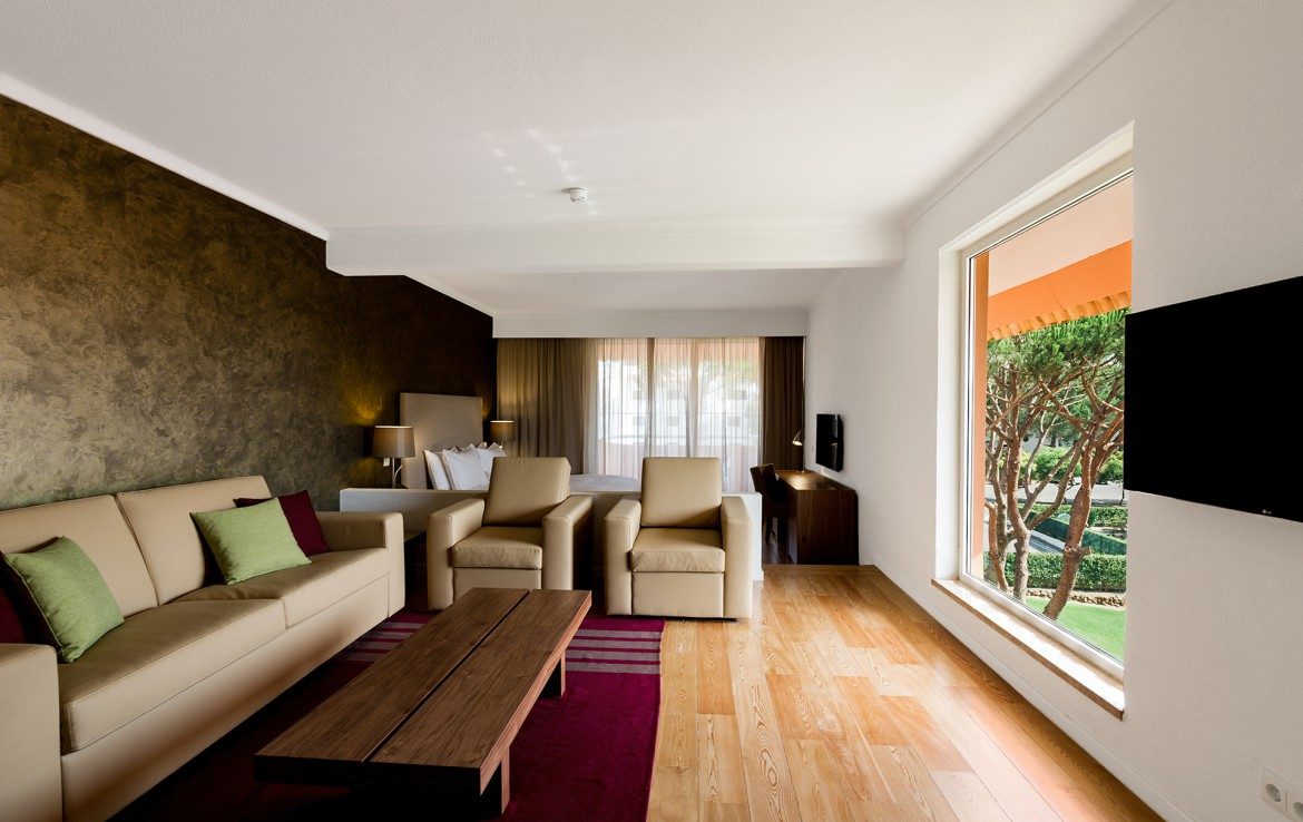 Golf-expedition-golfreizen-golfresort-Villamoura-Garden-Hotel-appartement-livingroom