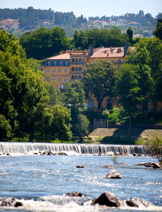 Golf-expedition-golfreizen-golfresort-casa-de-calcada-river-view-infront-of-resort