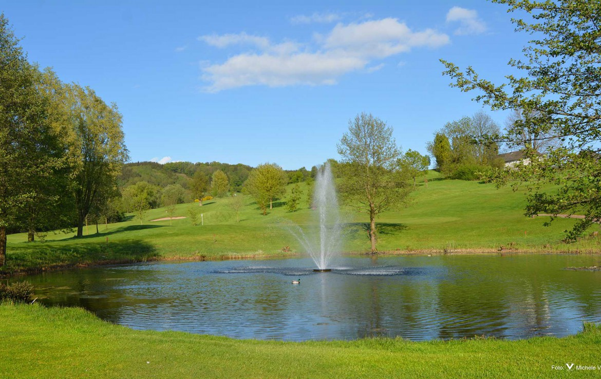 Golf-reizen-Golf-Expedition-België-Regio-Luik-Golf-Hotel-Mergelhof-hotelfountain