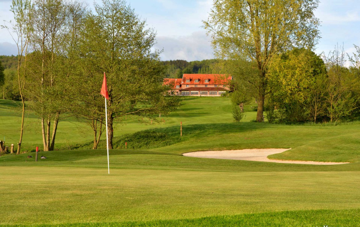Golf-reizen-Golf-Expedition-België-Regio-Luik-Golf-Hotel-Mergelhof-hotelgolf-course-hole-2