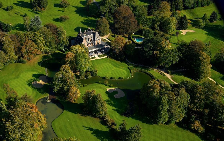 Golfexpedition-Golfreizen-België-Brussel-Brussels-course-golfbaan-bomen