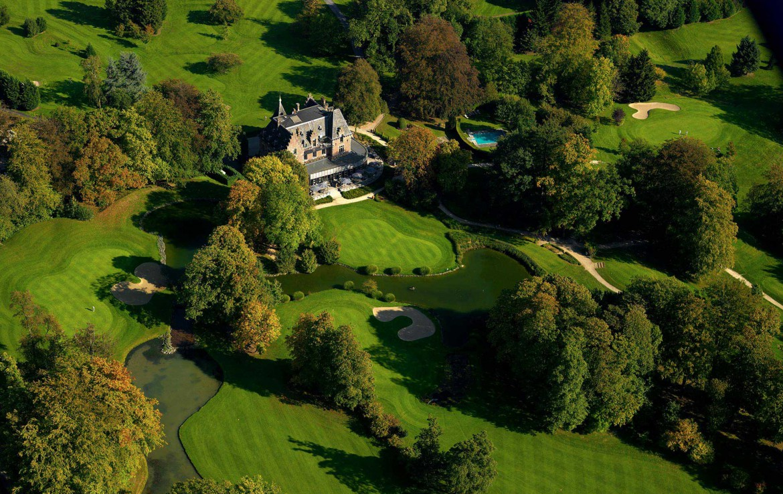Golfexpedition-Golfreizen-België-Brussel-Grand-Hotel-Waterloo-course-golfbaan-huis