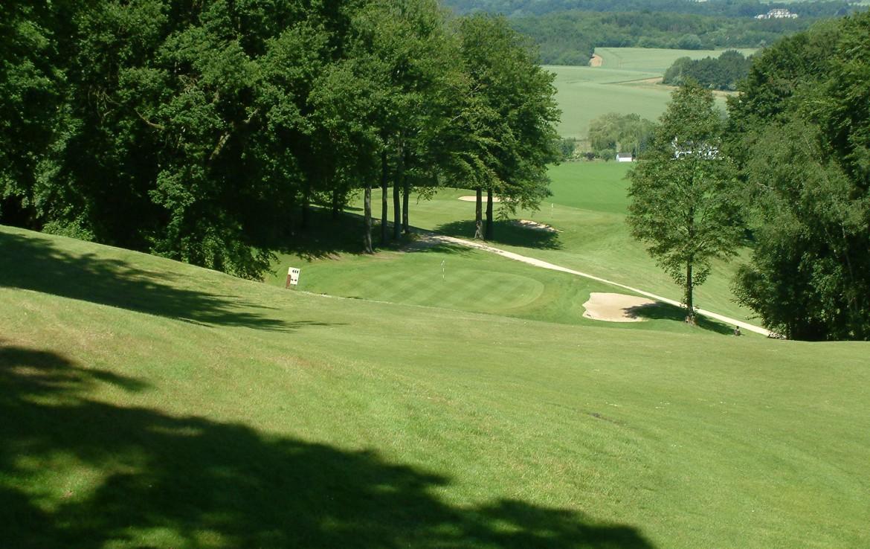 Golfexpedition-Golfreizen-België-Brussel-Red-course-gras-golf-bomen