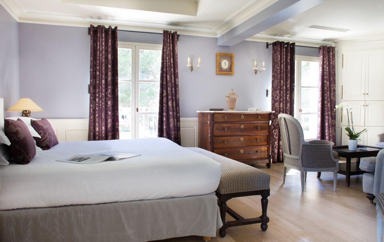 golf-expedition-golf-reizen-Frankerijk-regio- Provence-Hotel-du- Castellet-slaapkamer-modern-ruim-mooi