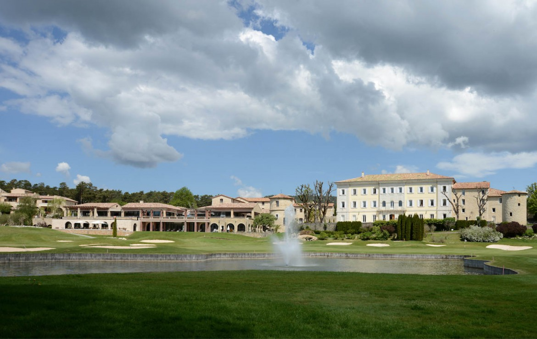 golf-expedition-golf-reizen-frankrijk-regio-cote-d'azur-chateau-de-taulane-accommodatie-met-golfbanen