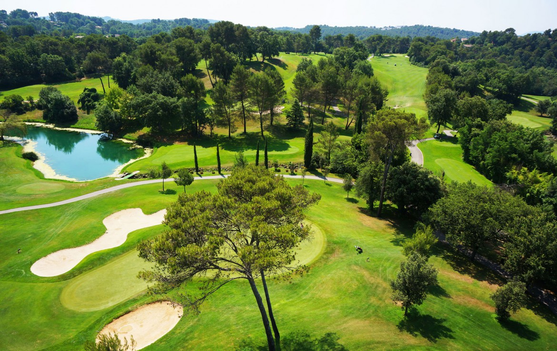 golf-expedition-golf-reizen-frankrijk-regio-cote-d'azur-hotel-du-clos-overzicht-golfbanen