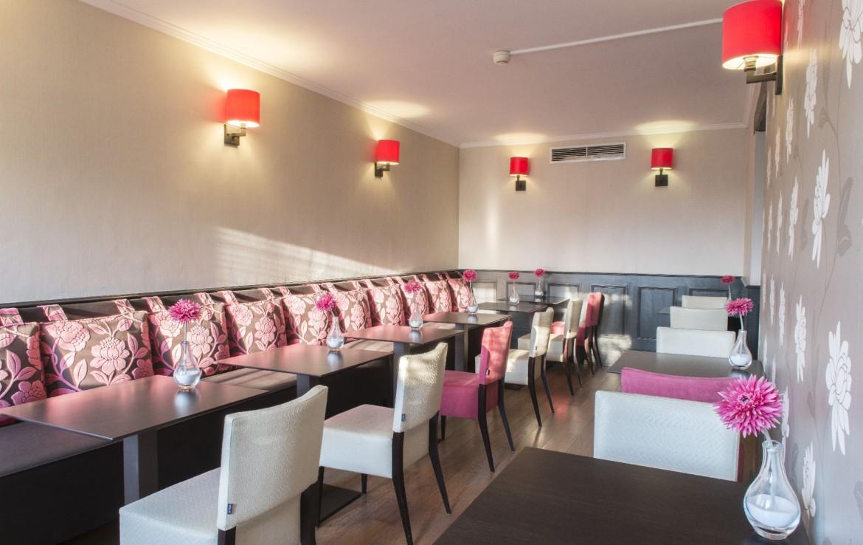 golf-expedition-golf-reizen-frankrijk-regio-cote-d'azur-hotel-le-catalogne-ontbijt-kamer