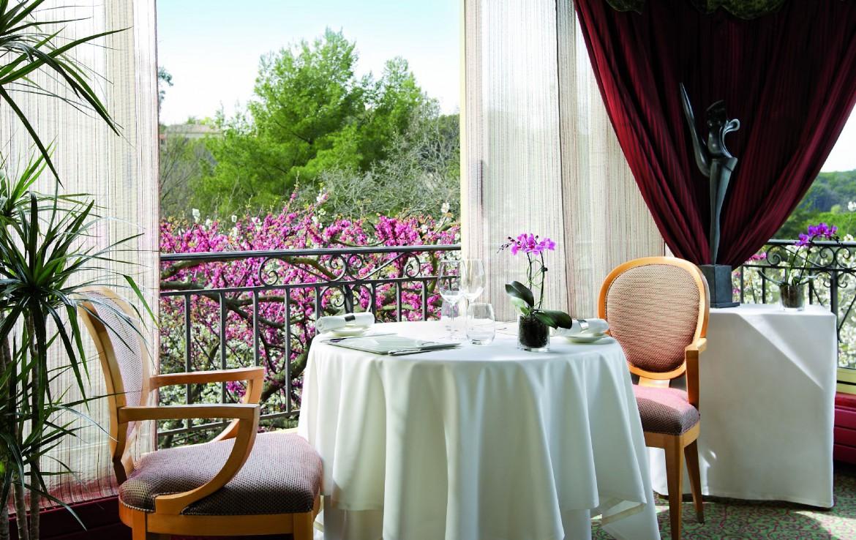 golf-expedition-golf-reizen-frankrijk-regio-cote-d'azur-le-mas-candille-restaurant