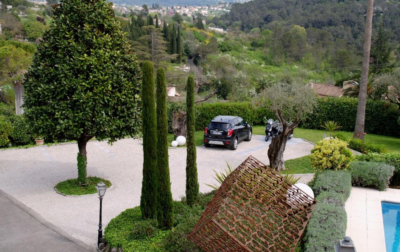 golf-expedition-golf-reizen-frankrijk-regio-cote-d'azur-villa-cedria-parkeerplaats