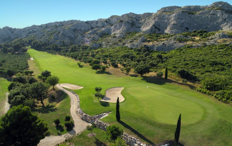 golf-expedition-golf-reizen-regio-provence-Mas-De-L'Ouilivé-golfbaan-bergen